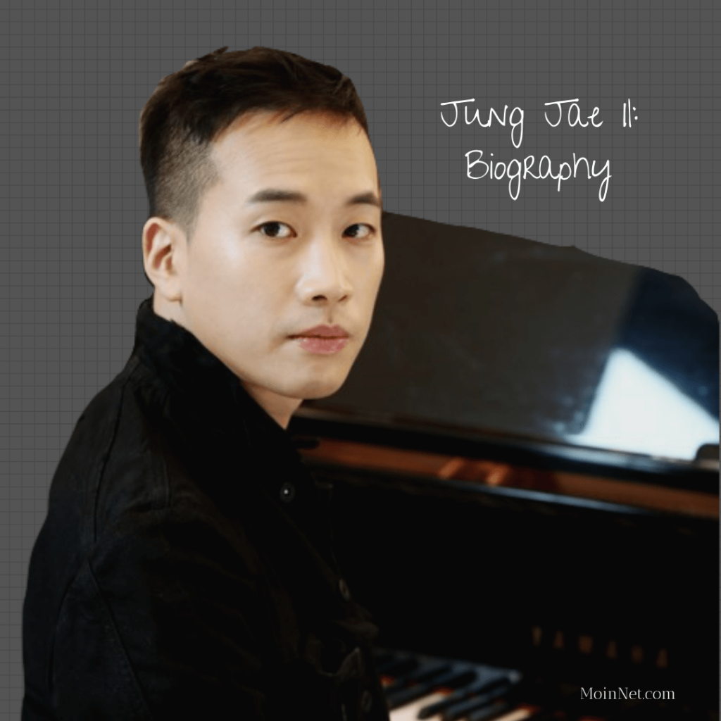 Korean Music Director, Composer, Musician Jung Jae Il